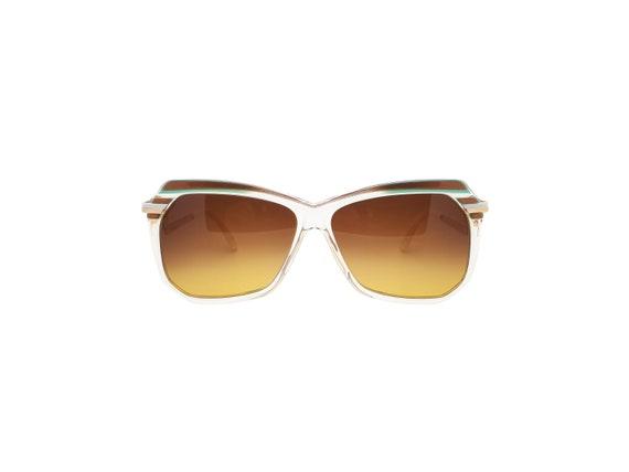 Vintage Cazal Mod 181 Col 241 80s Cazal Sunglasses