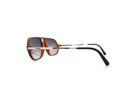 Vintage Carrera 5311 11 Aviator 80s Sunglasses //… - image 5
