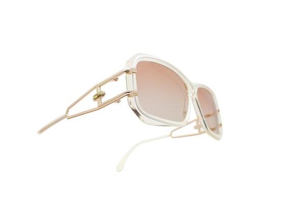 Vintage Cazal Mod 173 col 180 80s Sunglasses // 1… - image 1