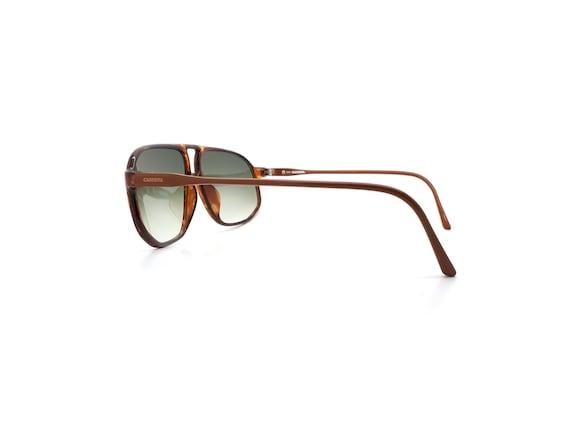 Vintage Carrera 5325 11 Aviator 80s Sunglasses //… - image 4