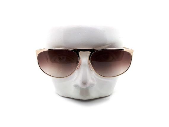 Vintage Alpina FM92 1119200 Aviator 80s Sunglasse… - image 10