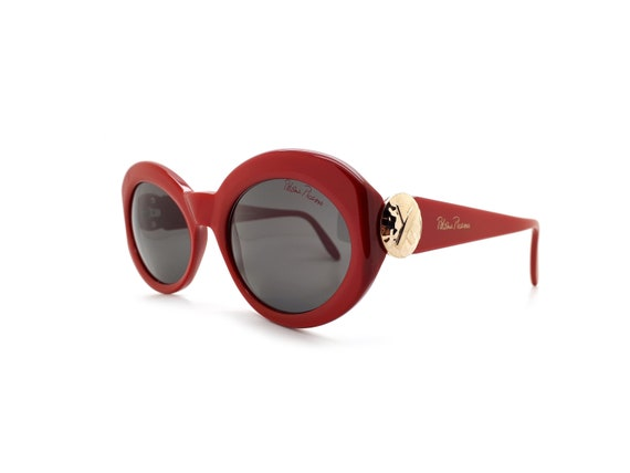 Vintage Paloma Picasso 8804 300 90s Sunglasses //
