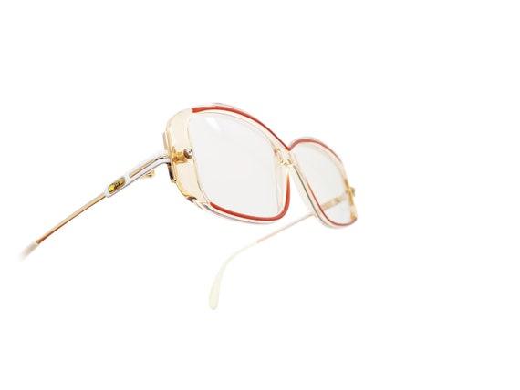 Vintage Cazal Mod 160 Col 178 80s Glasses Frames /