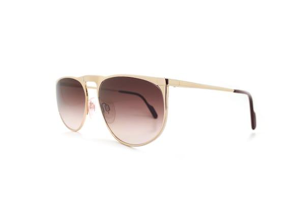 Vintage Alpina FM92 1119200 Aviator 80s Sunglasse… - image 3