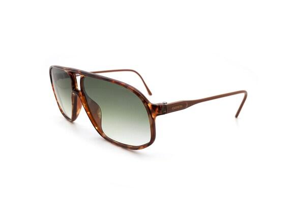 Vintage Carrera 5325 11 Aviator 80s Sunglasses //… - image 5