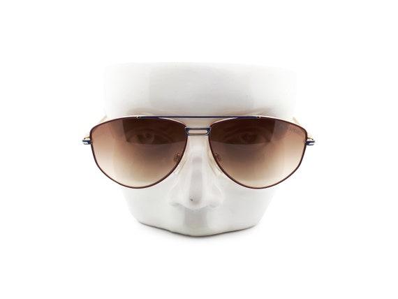 Vintage Fila 8801 A 90s Sunglasses // 1990s Desig… - image 10