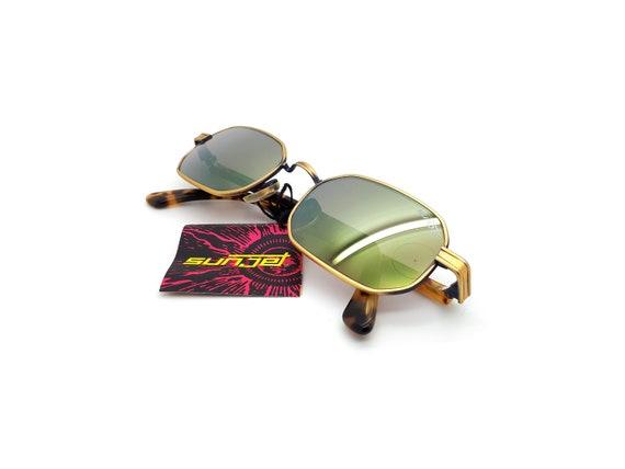 Vintage Carrera Sunjet 4358 40 90s Sunglasses // 1