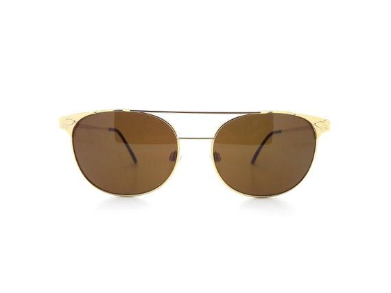 65d8c61b5b Genuine 1980s GucciGG1222 Col 013 Vintage Sunglasses Brown