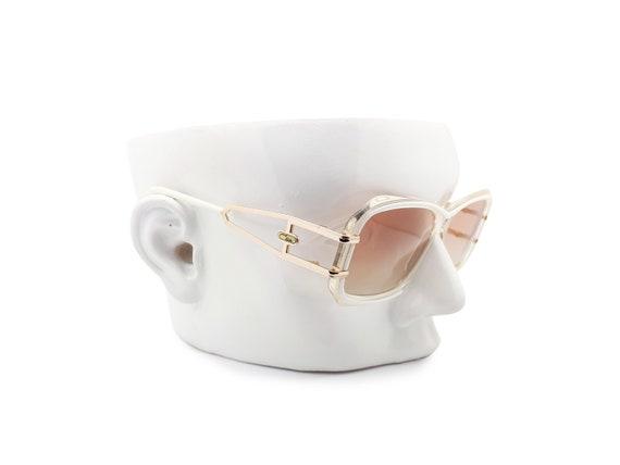 Vintage Cazal Mod 173 col 180 80s Sunglasses // 1… - image 8