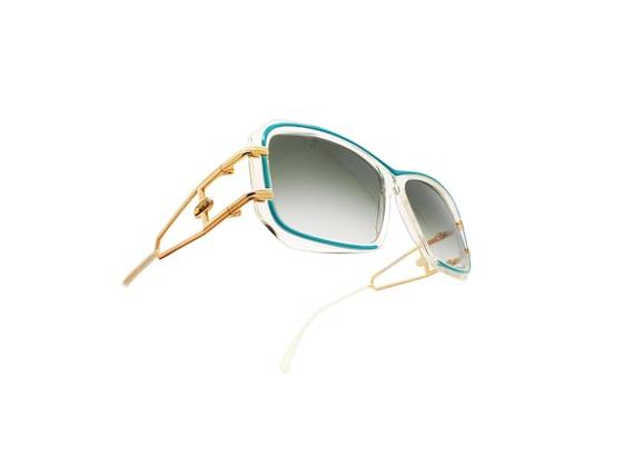 Vintage Cazal Mod 173 Col 231 80s Sunglasses // 19
