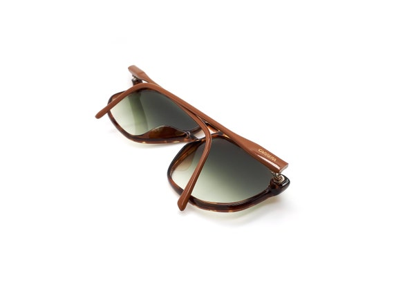 Vintage Carrera 5325 11 Aviator 80s Sunglasses //… - image 7