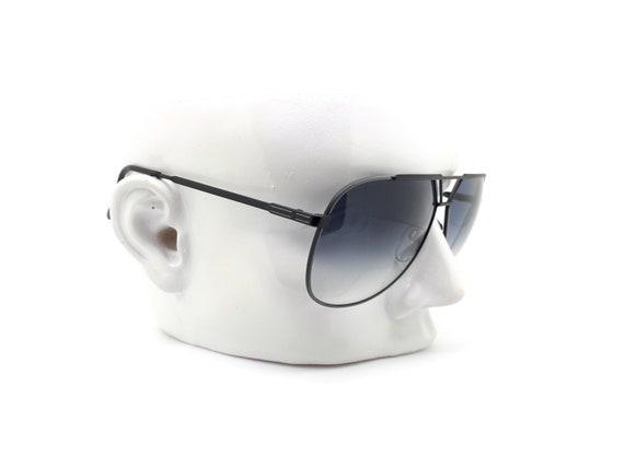 Luxottica 7053 Vintage Aviator 80s Sunglasses,  /… - image 10
