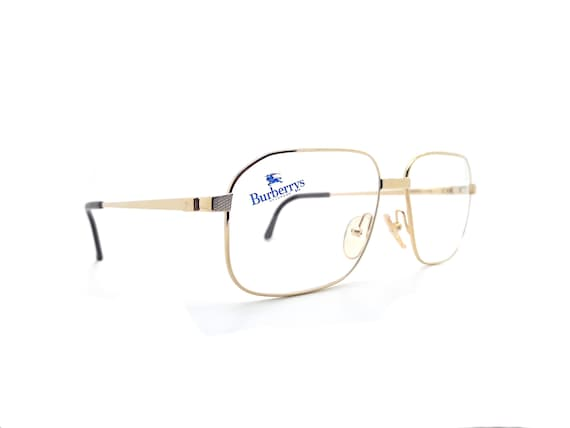 495c8851ac2 Genuine 1980s Burberry B8822 002 Vintage glasses    Made in