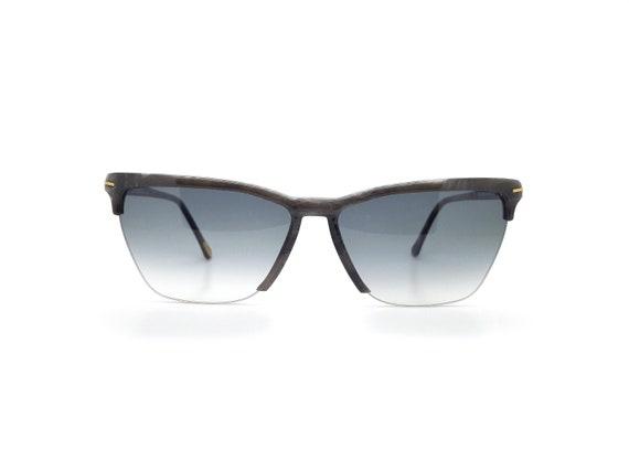80s Vintage Versace Cat Eye Sunglasses,  Gianni V… - image 2