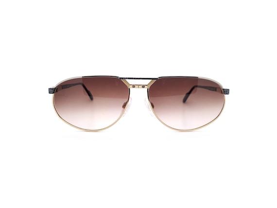 Vintage Alpina FM15 Aviators 80s Sunglasses,  // … - image 2
