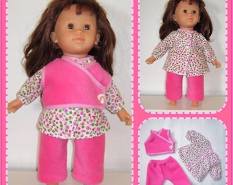 Clothing, pants for dolls from 36cm mademoiselle coquette crorolle