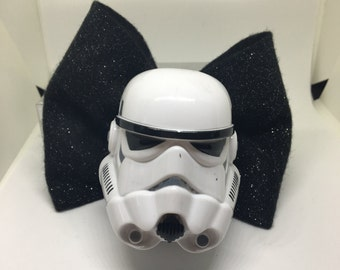 Storm Trooper Star wars Bow