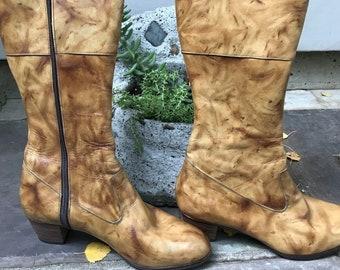 Mod boots | Etsy