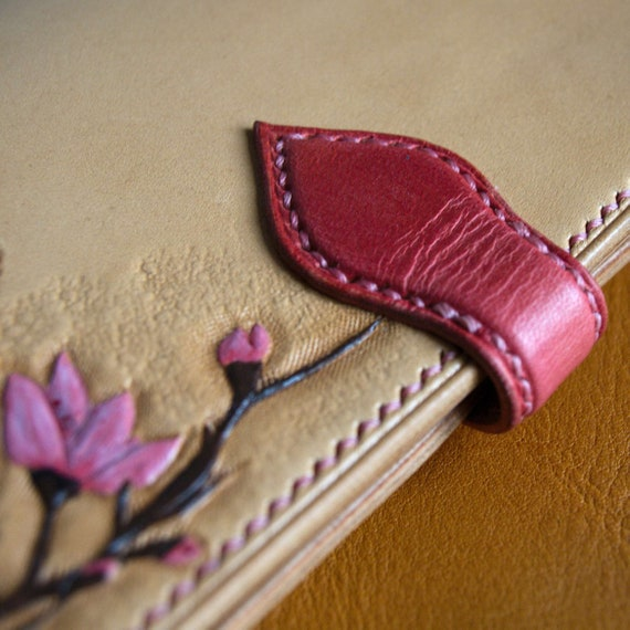 Cherry blossoms wallet