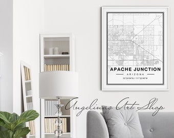 Apache junction | Etsy