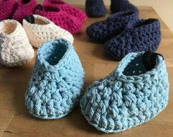 Crochet Newborn Booties, Crochet Shoes Newborn, Crochet Baby Booties, Newborn Crib Shoes, Baby Booties Boy, Baby Booties Girl, Baby Booties