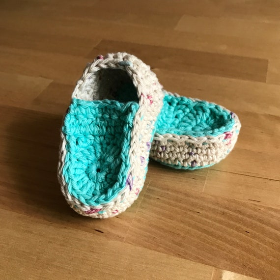 Baby Loafers Baby Moccasins Crochet Loafers Loafers Etsy