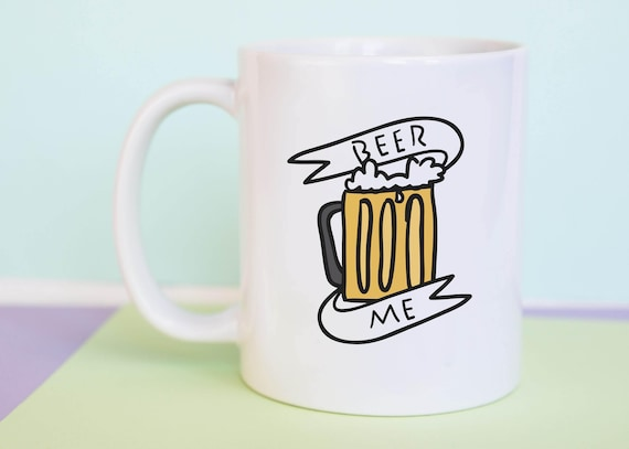 Beer Me Mug (With Gift Box)