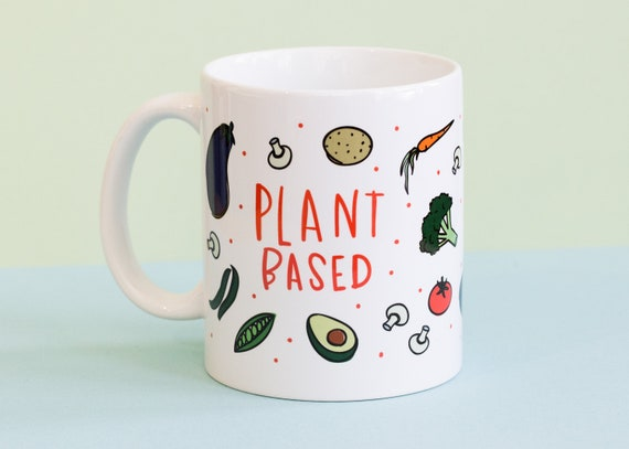 Plant Based Coffee Mug