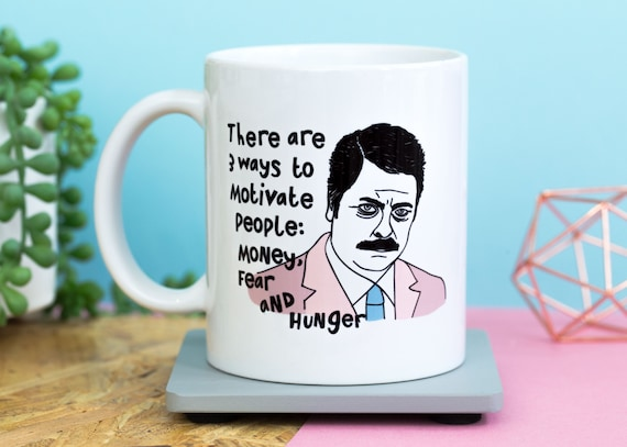 Ron Swanson - Coffee Mug