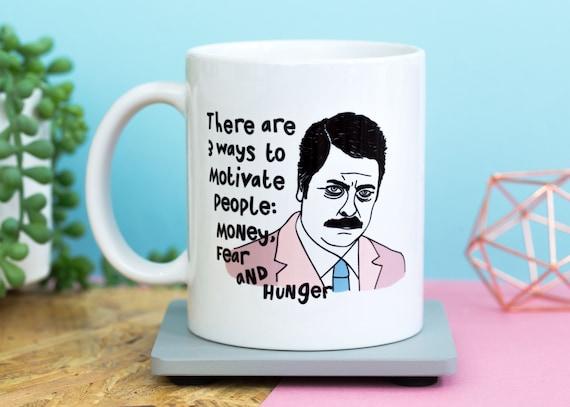 Ron Swanson - Coffee Mug