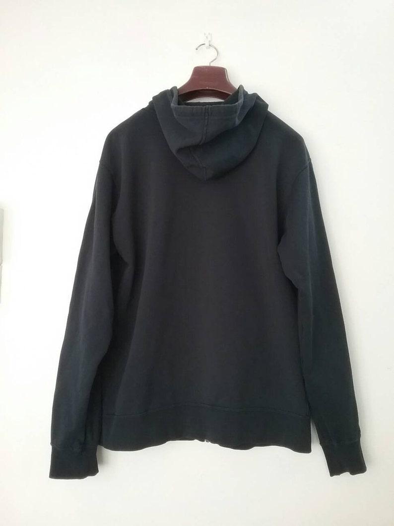 ff58d863a1a6 NIKE Swoosh 3 Stripes Hoodie Sweatshirt Nike Jacket Vintage