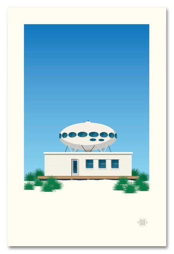 Futuro Beach House