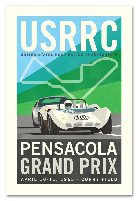 USRRC Pensacola Grand Prix 1965