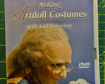 Making Artdoll Costumes