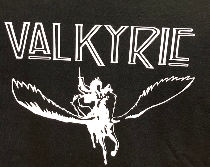 Ragnarok and Roll Valkyrie Tshirt