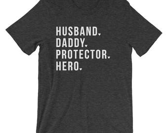 Husband shirt | Husband tee | Daddy shirt | Daddy tee | Father's Day t-shirt | Father's Day gift | Father's Day shirt | Father's Day tee