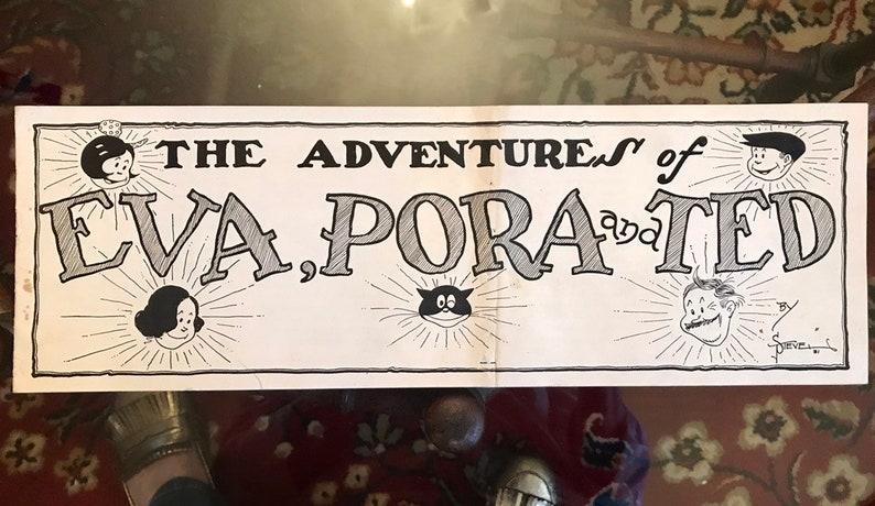 The Adventures Of Eva