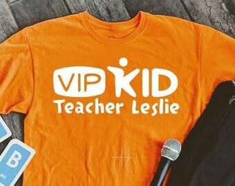 75605b66 VIPKID Teacher Tshirt Iron-on Transfer