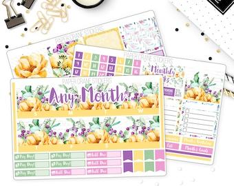 Sonnenschein - monatliche Kit jeden Monat - Sticker