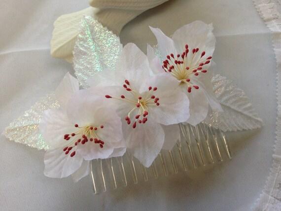 Bridal Hair Comb Bridesmaid Hair Comb Flower Girl Hair Comb Etsy