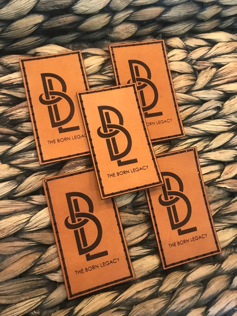 Custom Branding Leather Patch