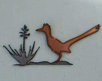 Copper Road Runner Yucca Magnet