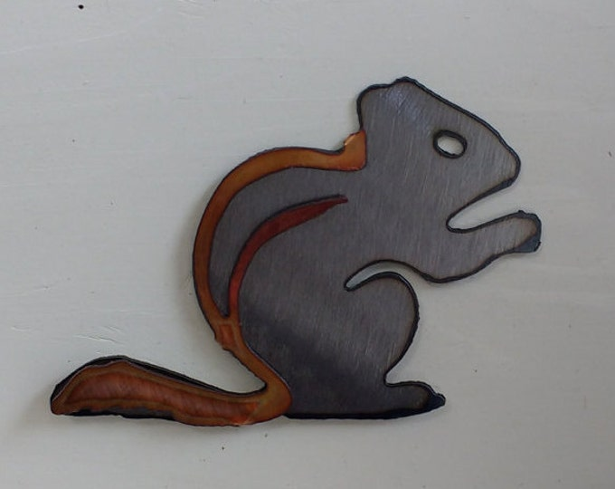 Chipmunk Mini Sculpture