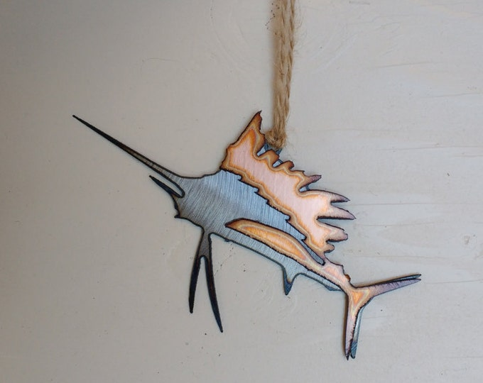 Sailfish Ornament