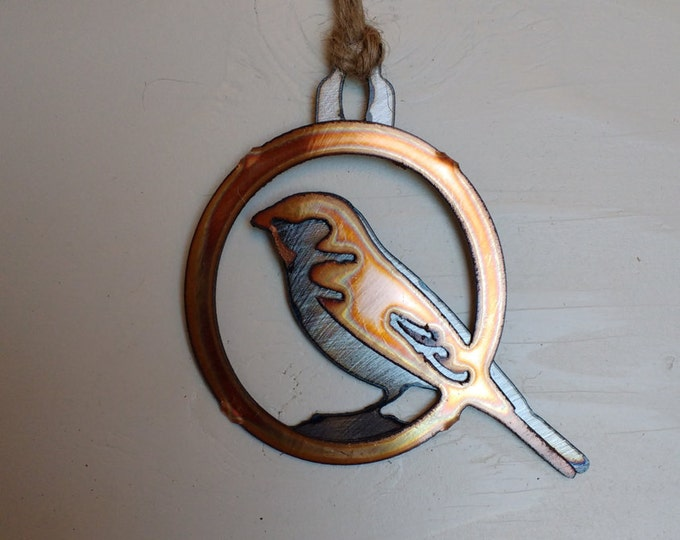 Sparrow Ornament