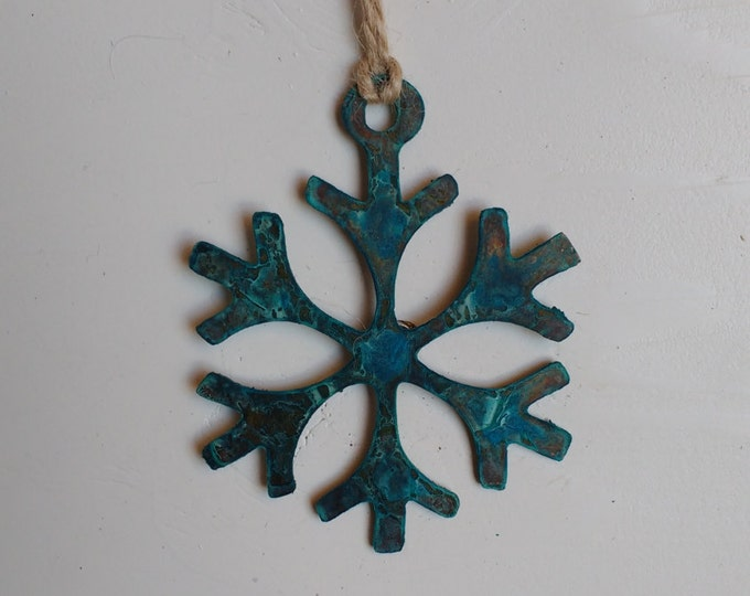 "Patina ""Ice Princess"" Ornament"