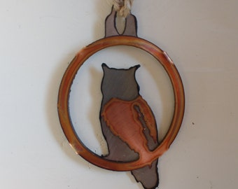 Owl Ornament