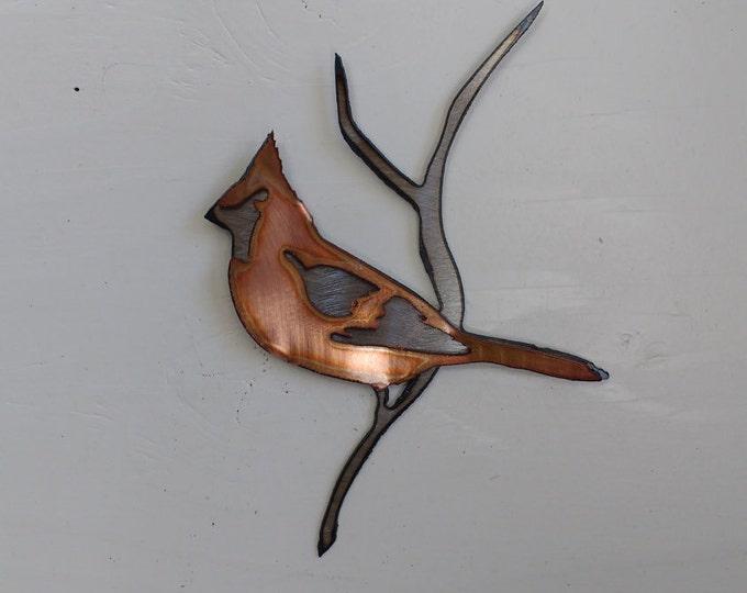 Cardinal Mini Sculpture
