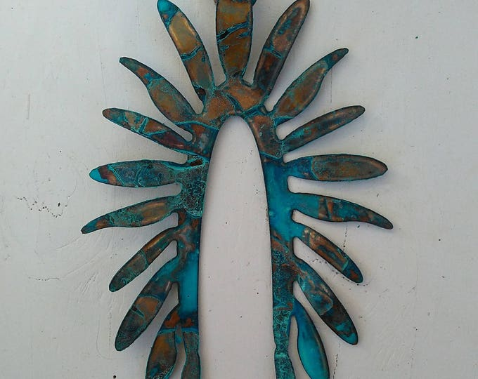 Patina Headdress Ornament