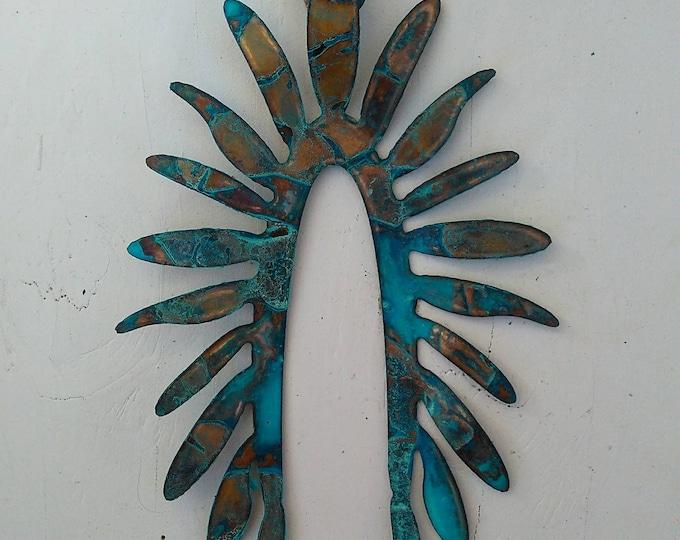 Patina Headdress Ornament